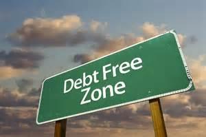 debt-free-sign