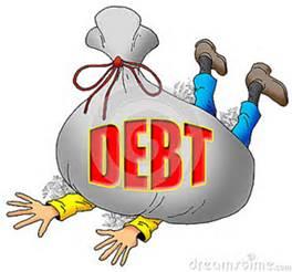 too-much-debt
